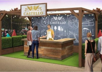 Castello - Outdoor Exhibit